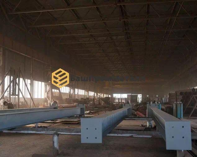 Технологический процесс изготовления металлоконструкций